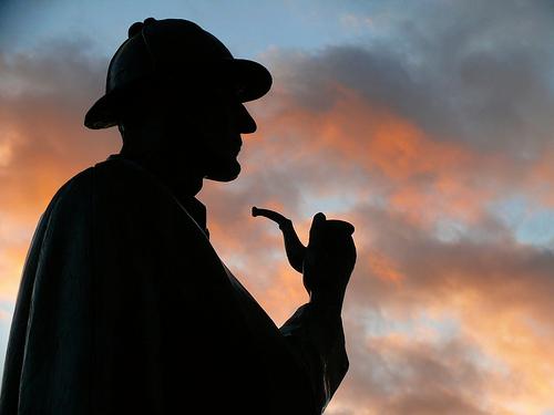 read, book, new look, classic, Sherlock Holmes, Watson, development