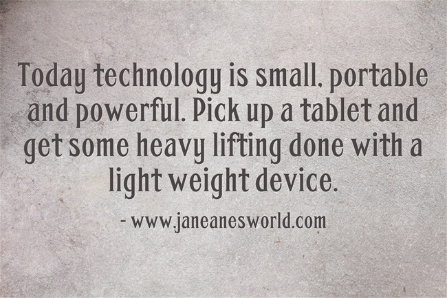 It is terrific to take a dare and explore how the latest technology can make things better for your business by getting a tablet device.