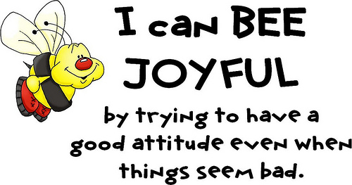 wonderful Wednesday, correct mental attitude, right mental attitude, out of work,
