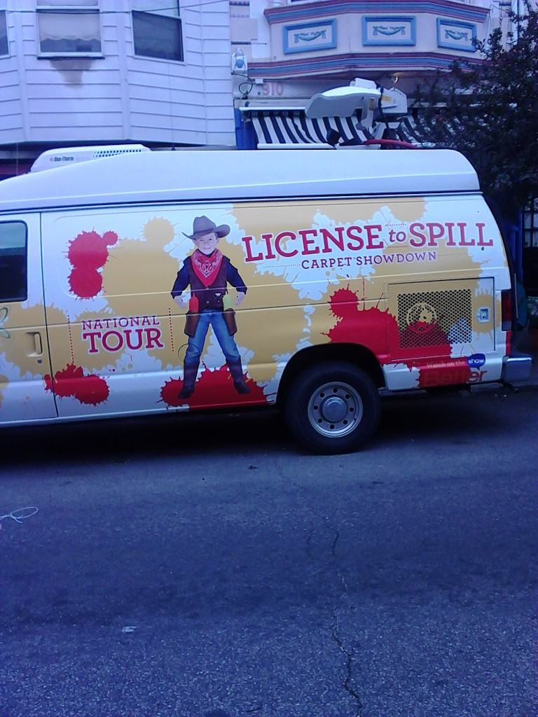 How cute is this truck that the Mohawk people brought to the event! Just seeing this I knew it was going to be a fun day.