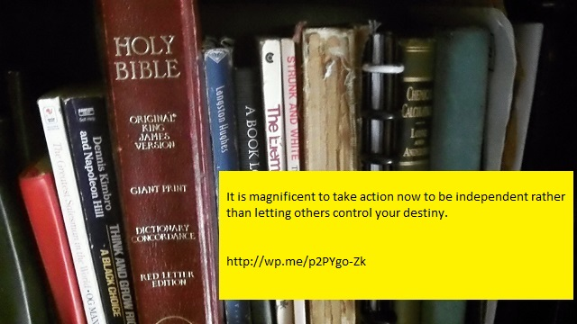 take action now and be independent www.janeanesworld.com