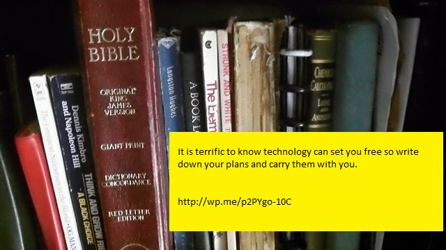 073013 take technology and plan with you