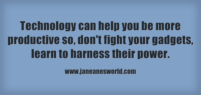 Technology-can-help-you be more productive