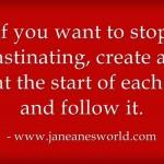 www.janeanesworld.com make a to do list