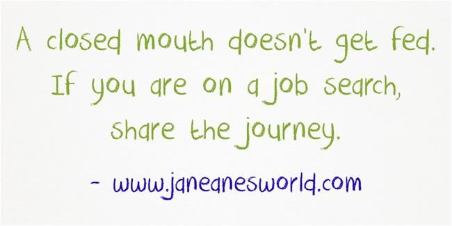 job search journey