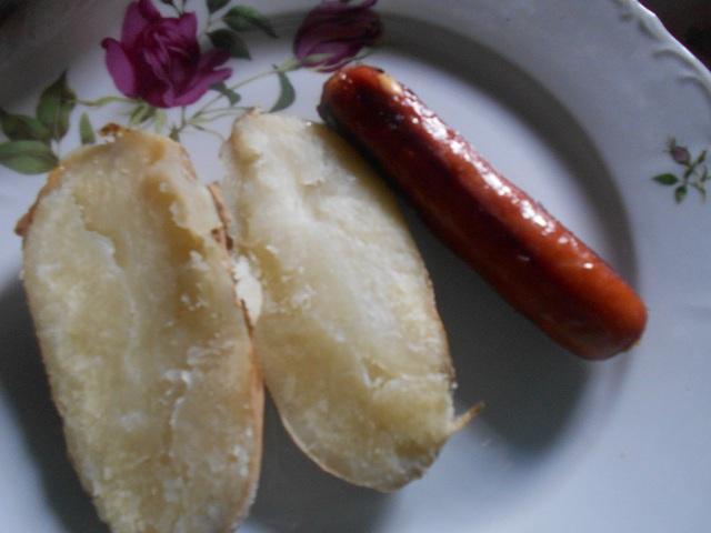#JvillleRecipes potato and sausage www.janeanesworld.com