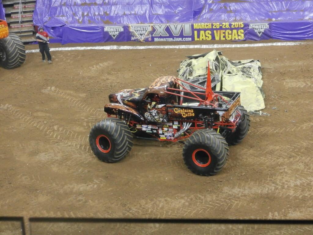 Monster Jam at Wells Fargo Center www.janeanesworld.com