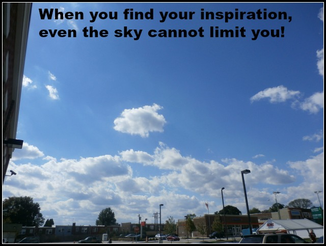 find inspiration and even the sky is no limit <a href=