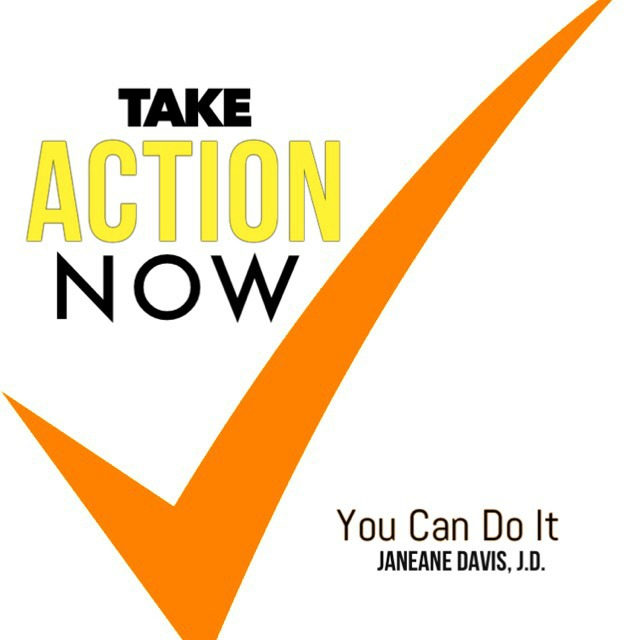 take action now you can