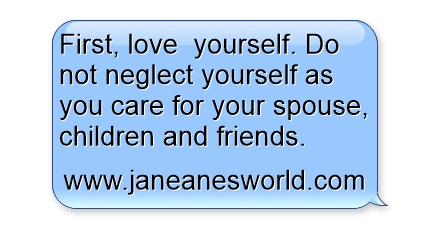 First-love-yourself www.janeanesworld.com