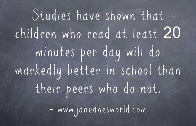 learn to love to read www.janeanesworld.co
