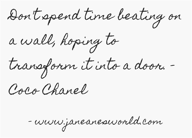 women's history month coco chanel www.janeanesworld.com