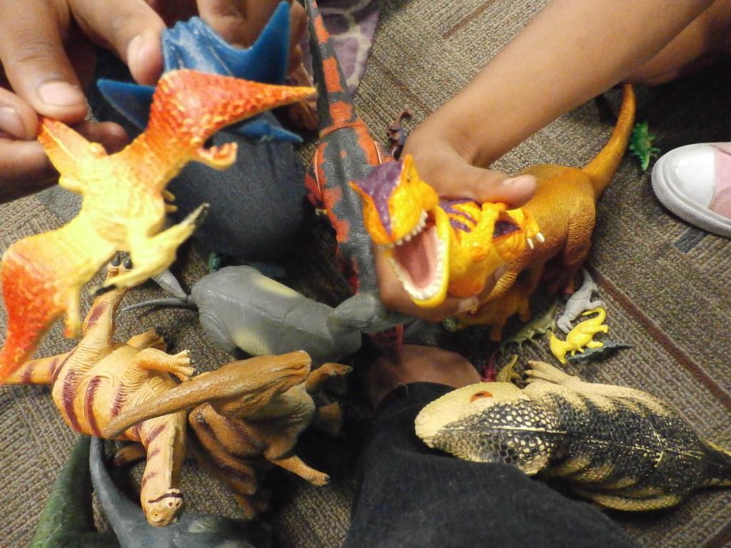 dinosaur attack www.janeanesworld.com