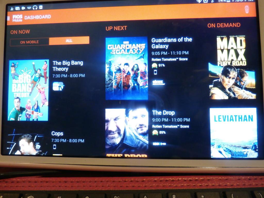 watching tv on fios app www.janeanesworld.com