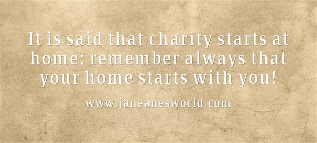 show yourself some love www.janeanesworld.com