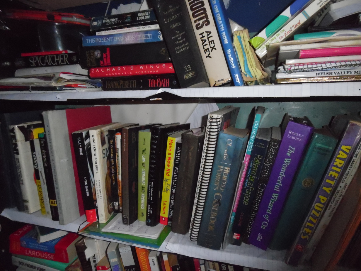 books- develop healthy reading habits