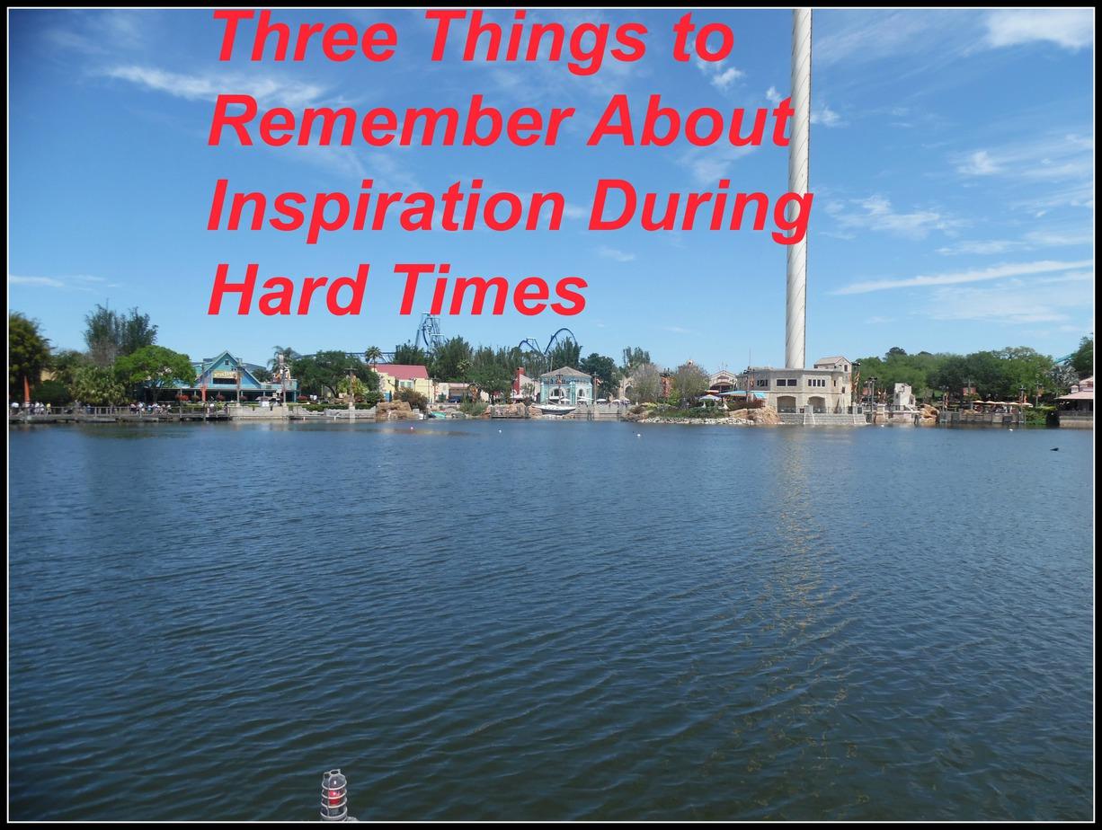 hard times inspiration