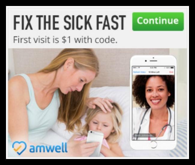 amwell telemedicine