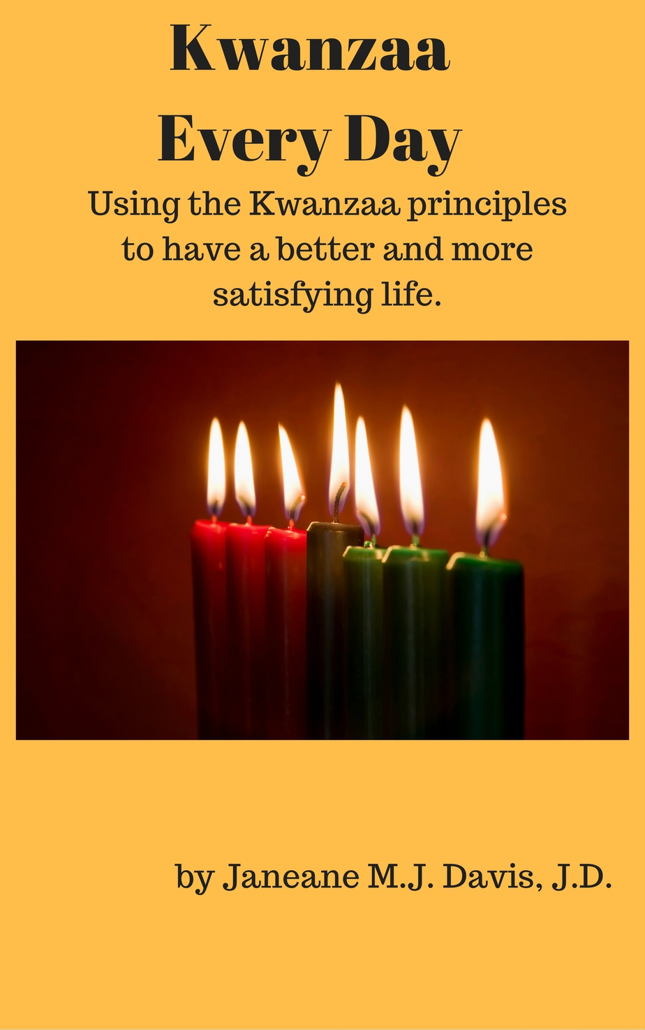 Kwanzaa Every Day