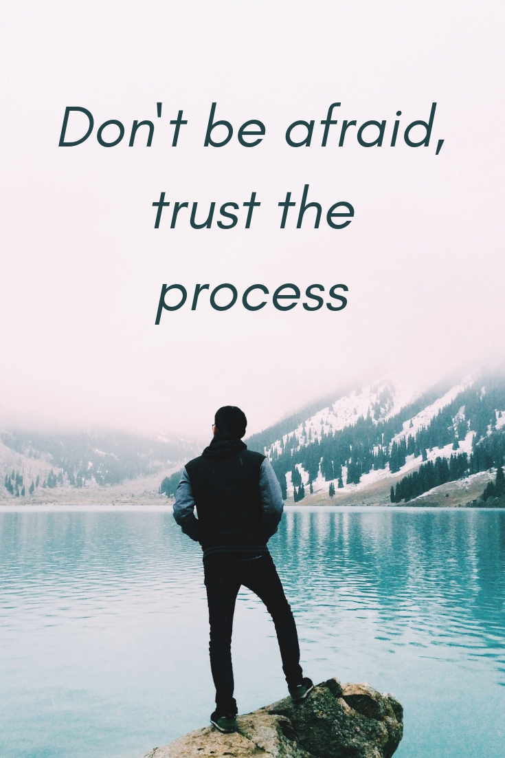 When you are on the search for new business, learn to appreciate the process.