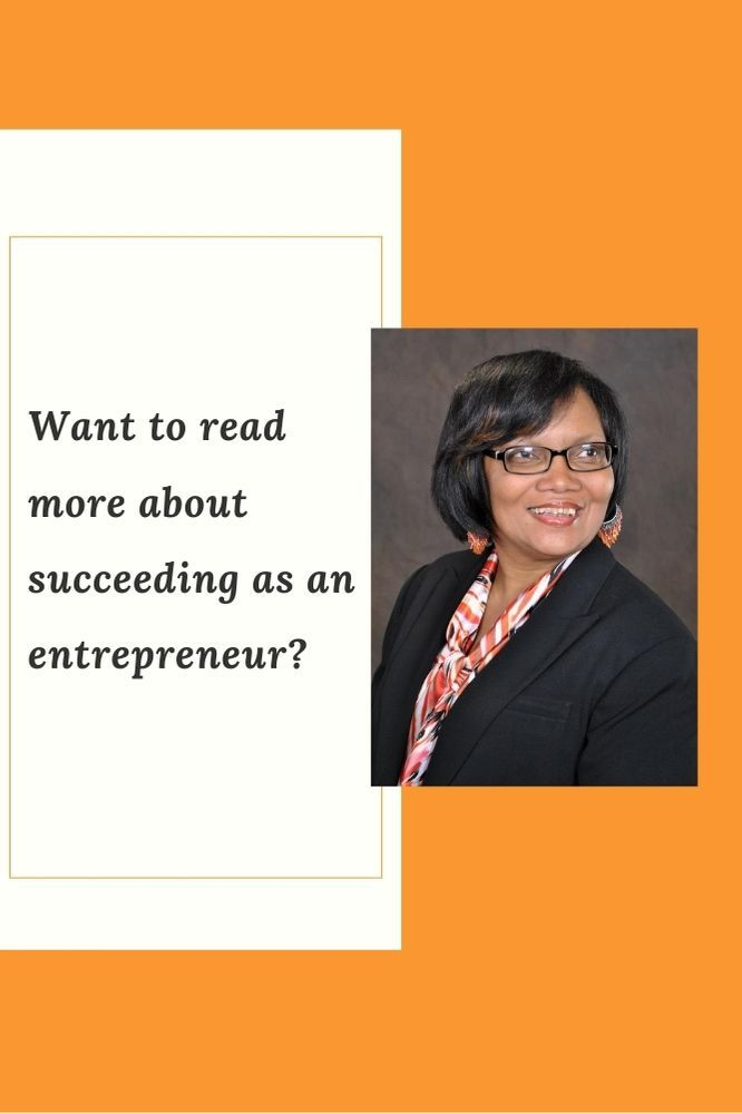 Want to read more about succeeding as an entrepreneur?