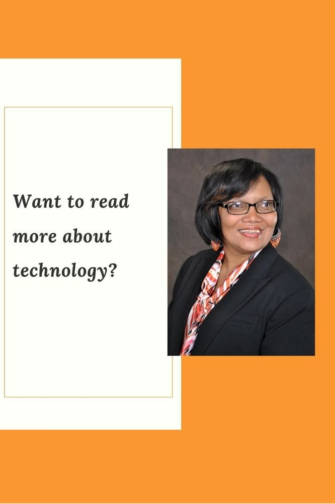 Want to read more about technology
